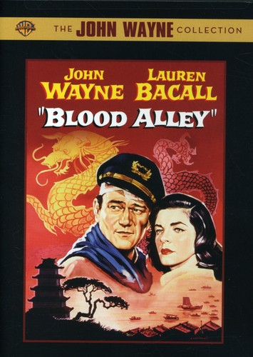 Blood Alley [Widescreen] [Commemorative Packaging]
