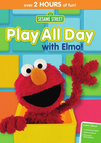 Play All Day with Elmo
