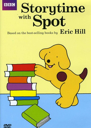 Spot: Storytime with Spot