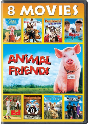 Animal Friends: 8 Movies