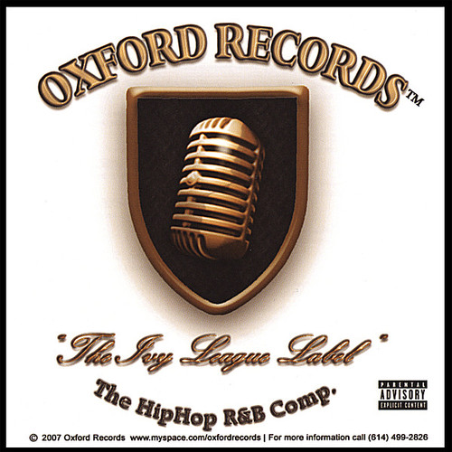 Oxford Records Hip Hop R&B Compilation /  Various