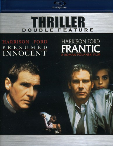 Frantic/ Presumed Innocent [Double Feature] [Repackaged]