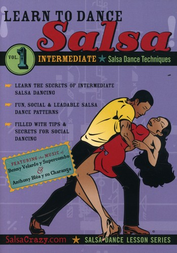 Learn To Dance Salsa, Vol. 1: Intermediate [Instructional]