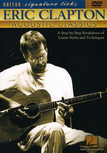 Clapton Acoustic [Instructional]