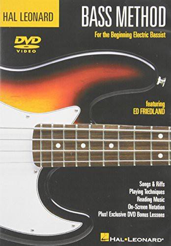 Hal Leonard Bass Method Beginner's Pack