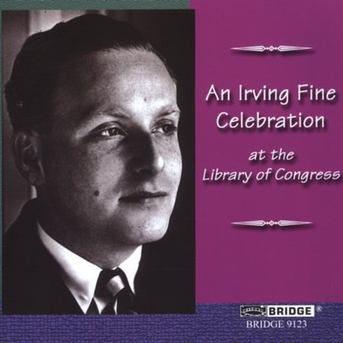 Irving Fine Celebration at Library of Congress 16