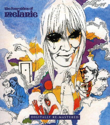 Four Sides of Melanie [Import]