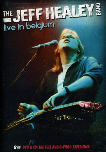 Live In Belgium [DVD/ CD]