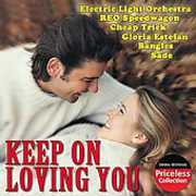 Keep on Loving You /  Various