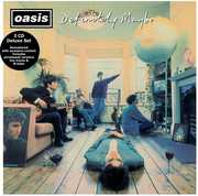 Definitely Maybe [Remastered] [Deluxe Edition] [With Book]