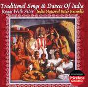 Traditional Songs & Dances of Indian: Ragas with
