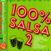 100% Salsa, Vol. 2 [Import]