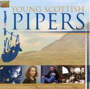 Young Scottish Pipers /  Various