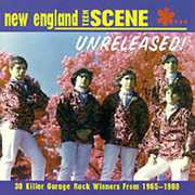New England Teen Scene: Unreleased 1965-1968 /  Various