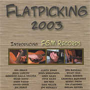 Flatpicking 2003 /  Various