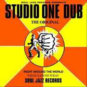 Soul Jazz Records Presents Studio One Dub