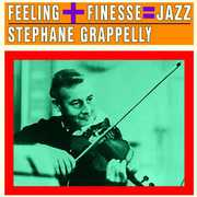 Finesse + Feeling = Jazz