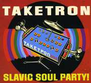 Taketron [Digipack]