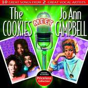 Cookies Meet Jo Ann Campbell