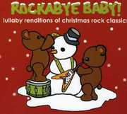 Lullaby Renditions Of Christmas Rock Classics