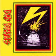 Bad Brains (Colors Available: Black /  Yellow /  Red)