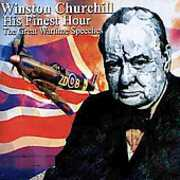 He Wartime Speeches of Winston Churchill [Import]