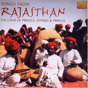 Songs from Rajasthan: Land of Princes Gypsies /  Various