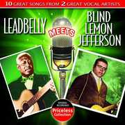 Lead Belly Meets Blind Lemon Jefferson