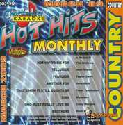 Karaoke: Hot Hits Country-March 2009
