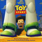 Toy Story (Original Soundtrack) [Import]