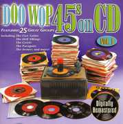 Doo Wop 45's on CD 1 /  Various