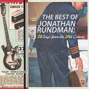 Best of Jonathan Rundman: 20 Songs from the 20th C