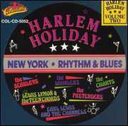 Harlem Holiday: New York Rhythm and Blues, Vol.2
