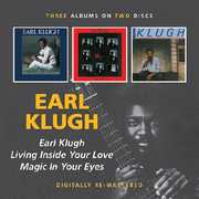 Earl Klugh /  Living Inside Your Love /  Magic in [Import]