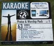 Karaoke: Praise and Worship, Vol. 1