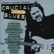 Crucial Rockin Blues /  Various