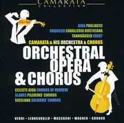 Orchestral, Opera and Chorus