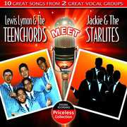 Lewis Lymon & the Teen Chords Meet the Starlites