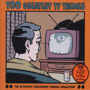 100 Greatest TV Themes /  Various
