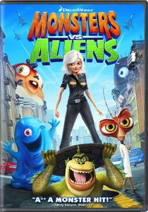 Monsters Vs. Aliens [Widescreen]
