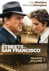 The Streets of San Francisco: Season 1 Volume 1