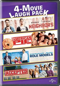 Neighbors/ American Pie/ Role Models/ Accepted