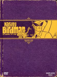 Harvey Birdman Attorney at Law 1
