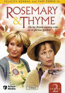 Rosemary & Thyme: Series 2