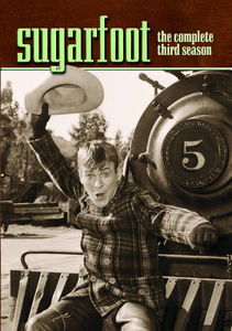 Sugarfoot: The Complete Third Season