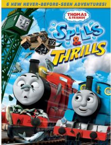 Thomas and Friends: Spills and Thrills