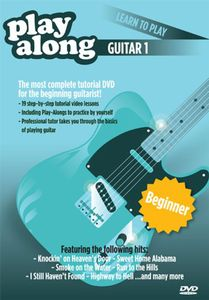 Playalong: Learn to Play Guitar 1