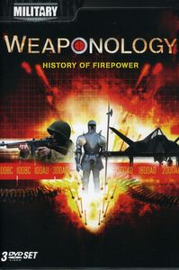 Weaponology [Widescreen] [3 Discs]