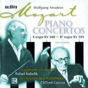 Curzon Plays Mozart Piano Concertos