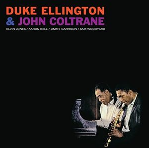 Duke Ellington & John Coltrane + 4 Bonus Tracks [Import]